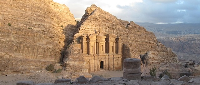 ancient ruins Jordan