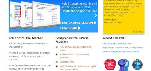 CTC Math Online Math lessons