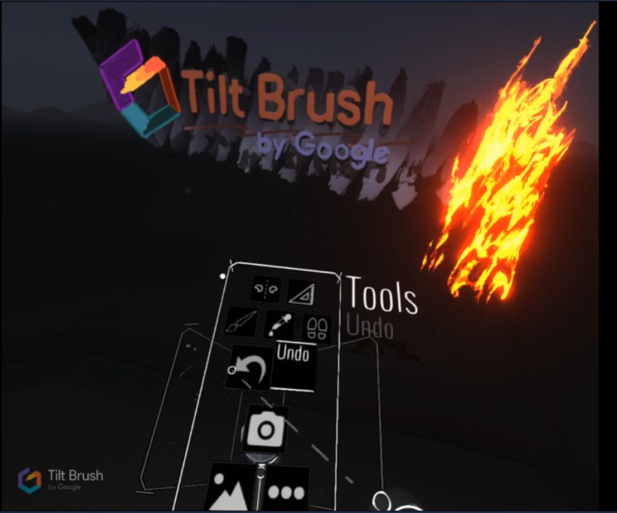Load Screen for Tilt Brush
