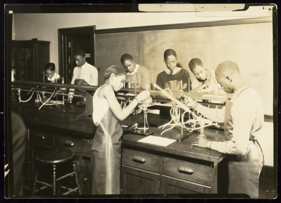 Black History STEM education