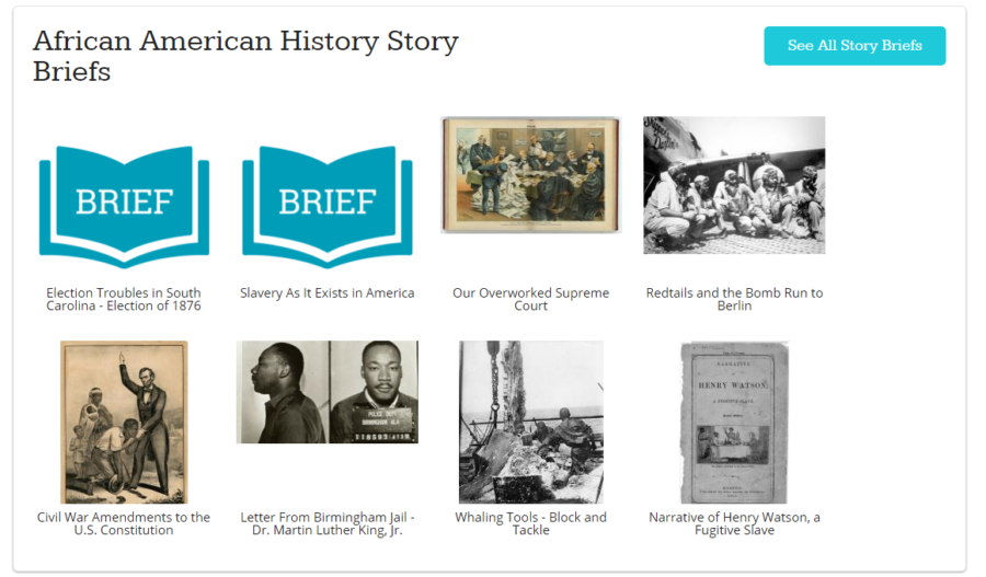 Awesome stories African American collection