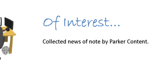 Of Interest News of Note by Parker Content